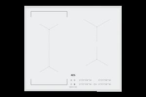 AEG ELECTROLUX IKE64443FW