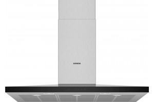 Cappa a parete desing classico box Siemens LC97QFM50