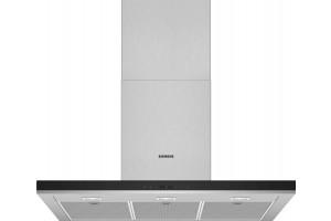 Cappa a parete desing classico box Siemens LC97BHP50